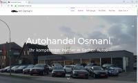 Autohandel Osmani ab jetzt bei cmsGENIAL
