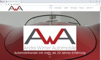 Andre Winter Automobile ab jetzt bei cmsGENIAL