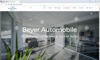 Beyer Automobile ab jetzt bei cmsGENIAL