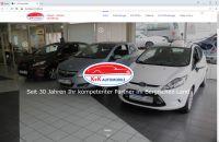 K + K Automobile ab jetzt bei cmsGENIAL