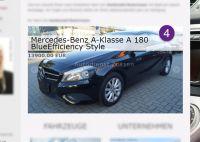 """Homepage Autohandel: Neues cmsCAR-Modul """"SucheBox Slider-Modul"""" für die Fahrzeugpräsentation"""