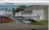 Z-Automobile GbR ab jetzt bei cmsGENIAL