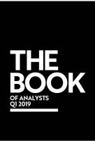 Den gesamten Markt für Unternehmenssoftware auf einen Blick – The Book of Analysts Q1 2019 ist da!