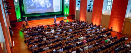 Branchentreff für über 350 Besucher: 11. Controlware Security Day (26./27. September 2019, Congress Park Hanau)