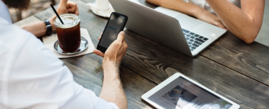 DSGVO-Verstöße bei beruflicher Smartphone-Nutzung an der Tagesordnung
