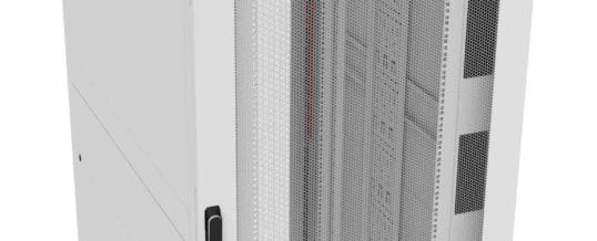 """Minkels und Rechenzentrumsbetreiber entwerfen gemeinsam die brandneue Schrankplattform """"Nexpand"""""""