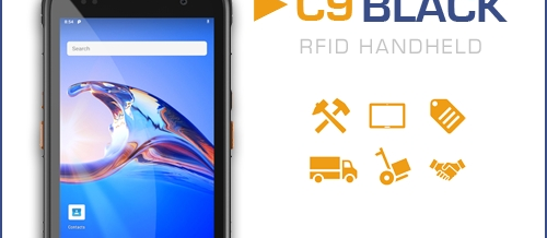 iDTRONICs C9 RFID Handheld Computer Serie
