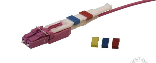 tde erweitert tLC HD-Steckverbinder um Verriegelungshilfe