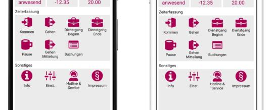 Personalmesse München: Standortunabhängige Zeiterfassung dank AVERO® mobile