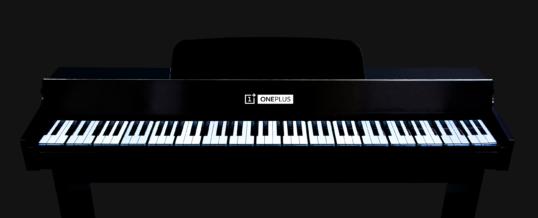 OnePlus präsentiert das OnePlus Phone Piano