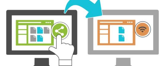 Neue ecoDMS Funktion: Dokumente zum externen Download teilen