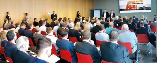 Viessmann und cbs begrüßen mehr als 100 Teilnehmer beim SAP S/4HANA Migration Day