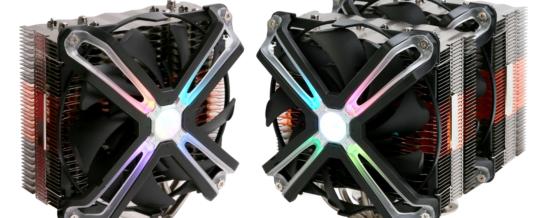ZALMAN präsentiert innovative High-End-CPU-Kühler