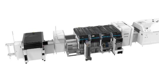 FUJI EUROPE CORPORATION zeigte auf der productronica: SMT-Plattform für automatisierte Elektronikfertigung