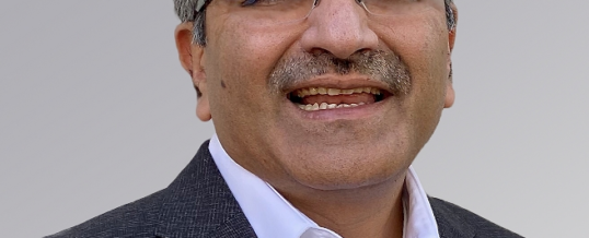 Dhrupad Trivedi ist neuer CEO von A10 Networks