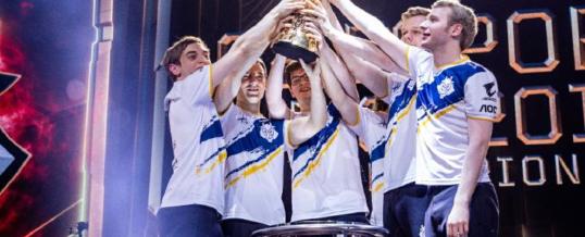 Signal für die Zukunft: AOC und G2 Esports verlängern Zusammenarbeit