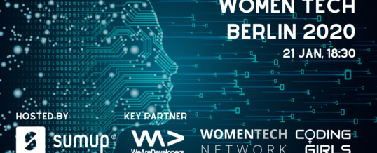 WomenTech Network erstmals in Berlin