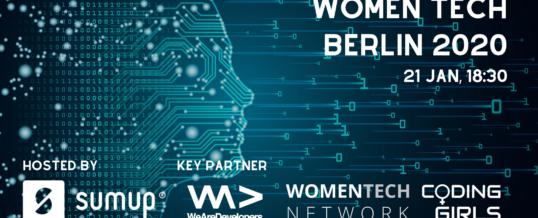 WomenTech Network erstmals in Berlin