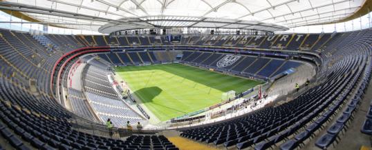 Individuelle Planungslösung: Eintracht Frankfurt punktet mit IDL