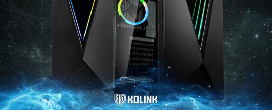 NEUHEIT bei Caseking – Der Kolink VOID RGB Midi-Tower mit Blick in die Unendlichkeit!