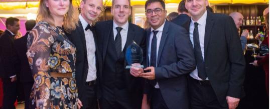 NTT DATA und Lufthansa Group bei den GSA Awards in London mit International Project of the Year ausgezeichnet