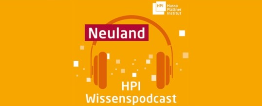 Mathematische Strukturen im Internet – der HPI-Podcast Neuland mit Prof. Tobias Friedrich und Dr. Thomas Bläsius