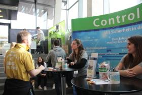 Controlware auf der hobit 2020: Großes Interesse an dualen Studiengängen und IT-Ausbildungsberufen