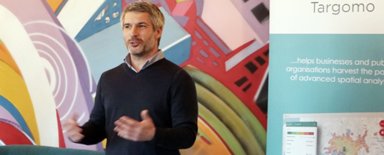 Berliner Startup Targomo gewinnt Google-Manager als neuen CEO