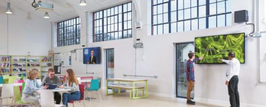 Philips Professional Display Solutions bringt mit seinem interaktiven Produktangebot einen besonderen Touch ins Bildungswesen