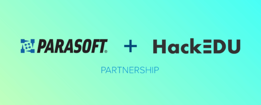 Parasoft kooperiert mit HackEDU: Cybersecurity im Fokus
