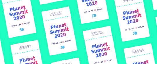 Plunet Summit 2020: Der Early-Bird-Ticketverkauf hat begonnen