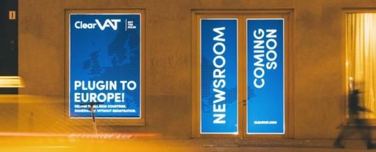Berliner Start-up ClearVAT baut Newsroom / Zweiter Berliner Standort wird im zweiten Quartal bezogen