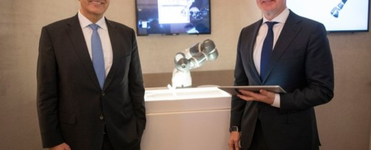 ABB und Ericsson stellen die Weichen für die digitale Transformation von Industrien