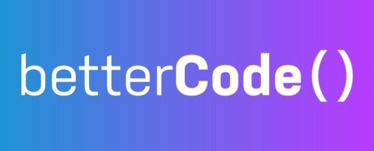 Neue Entwicklerkonferenz von Heise Medien / Speaker für die betterCode 2020 gesucht