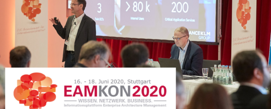 EAMKON2020 – Enterprise Architecture Management Konferenz (EAM)