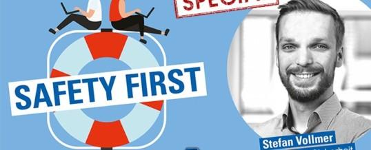 """TÜV SÜD-Podcast """"Safety First"""": IT-Sicherheit im Homeoffice"""