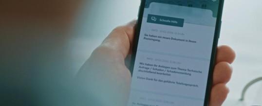 Mieter-App: Vonovia erweitert digitales Serviceangebot