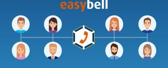 Corona-Pandemie: easybell unterstützt deutsche Telearbeiter im Homeoffice mit kostenloser Telefonkonferenz-Lösung