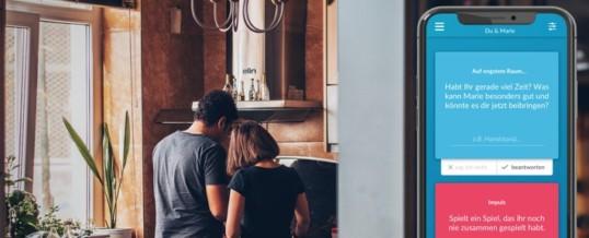 Soforthilfe per App: Beziehungspflege für Paare in Zeiten von Covid-19