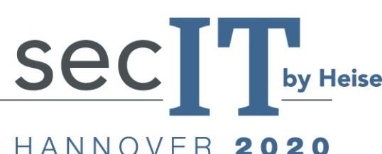 secIT 2020 by Heise / Bruce Schneier hält die Abschluss-Keynote