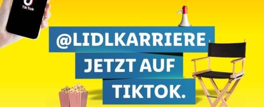 Jung, kreativ, TikTok: Lidl startet Hashtag-Challenge #movelikelidl