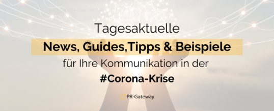 So gelingt die optimale Krisenkommunikation mit Online-PR