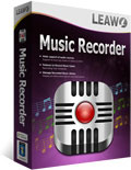Leawo Music Recorder ist kostenlos zu erhalten während der Ostern 2020.
