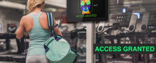 Biometrisches Kamerasystem zur Fiebermessung