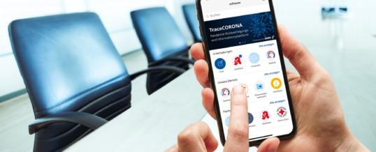 TraceCORONA-App analysiert Kontakte – völlig anonym
