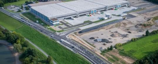 Ericsson vorkonfiguriert Campusnetze für die Industrie in Duisburger Supply Hub