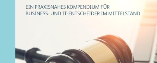 Whitepaper erschienen: Rechtliche Risiken bei Nutzung internationaler Cloud-Anbieter