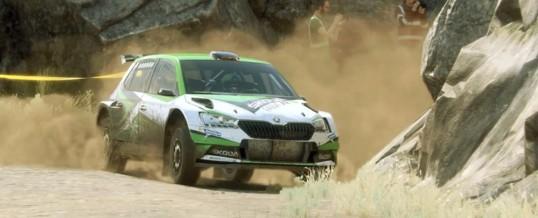 SKODA Motorsport startet eigene eSports-Serie: Fans treten virtuell gegen reale Rallye-Asse an