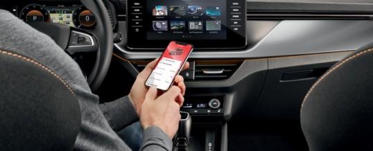 Aus zwei mach eins: SKODA Connect – alle wichtigen Informationen in einer App