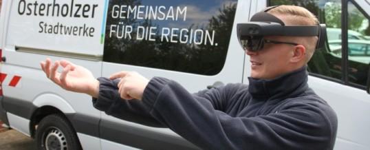 Trianel Digital Lab startet weltweit erste Microsoft HoloLens 2-Anwendung für Energieanbieter